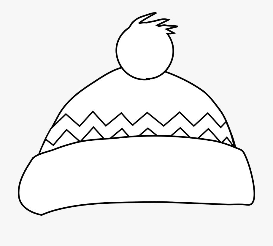 Winter clipart hat. Hats mitten free