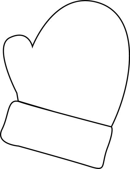 Mittens clipart simple. Free mitten cliparts download