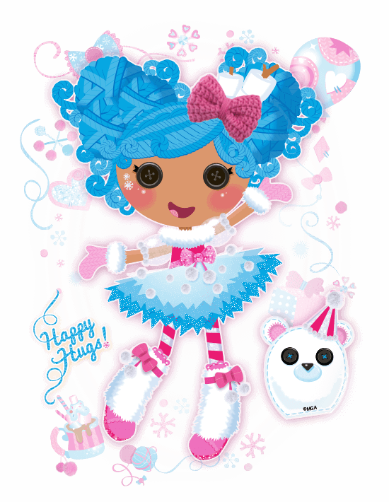 Mittens clipart shape. Image ssp png lalaloopsy