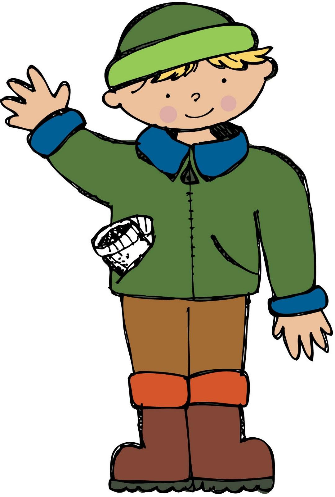 The mitten clip art. Mittens clipart kid