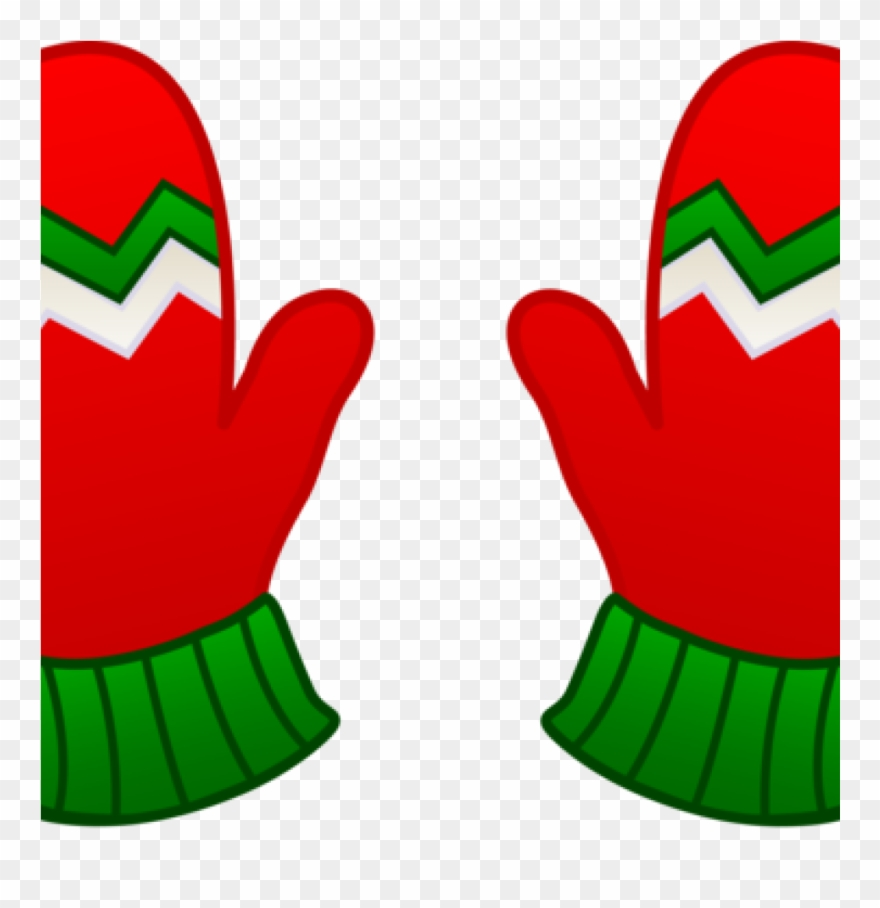 Mittens clipart kid. Kids christmas free clip