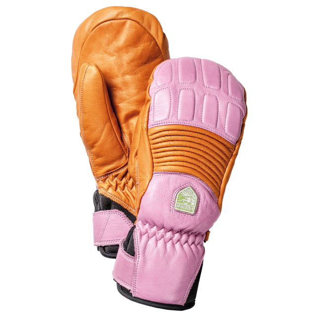 Mittens clipart ski glove. Womens leather gloves hestra