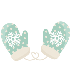 Mittens clipart cute. Pin on freebies