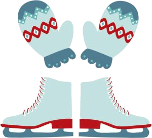 Winter at free for. Mittens clipart boot