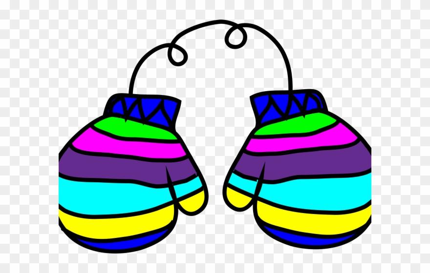 Mittens clipart dress. Snow mitten free clip