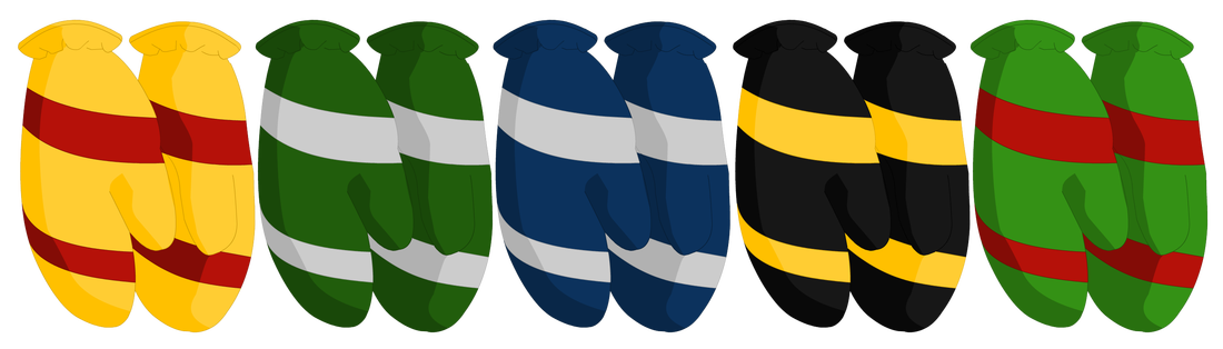 What is the rarest. Mittens clipart green