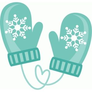 Christmas designs winter face. Mittens clipart january
