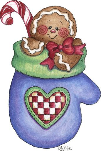 Details about s christmas. Mittens clipart laurie