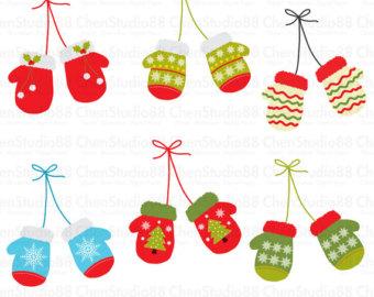 Christmas mitten gclipart com. Mittens clipart mittons