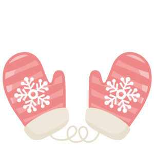 Mitten for free and. Mittens clipart pink