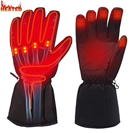 Rabbitroom winter electric heated. Mittens clipart ski glove