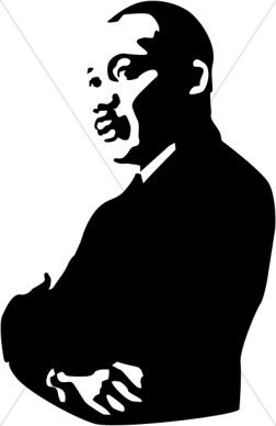 Mlk clipart. Martin luther king images