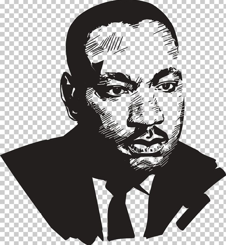 Martin luther king jr. Mlk clipart african american history