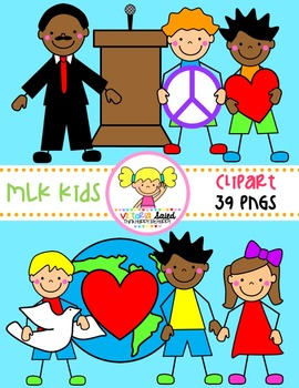 Kids . Mlk clipart child