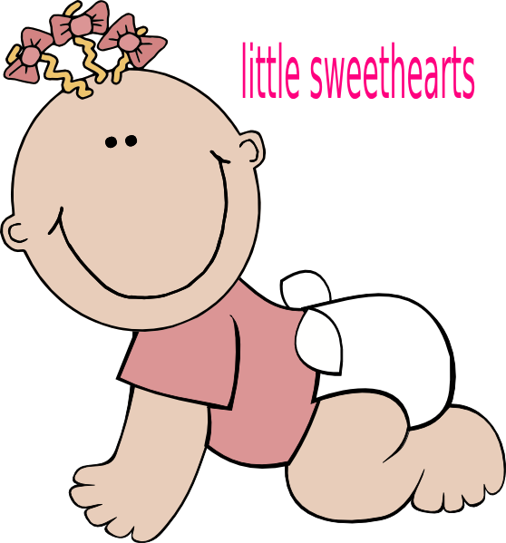 Mlk clipart child. Little sweethearts clip art