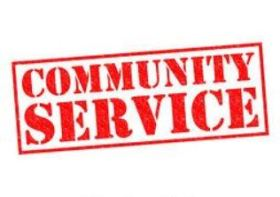Mlk clipart community service. Complete your hours at