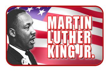 City offices closed for. Mlk clipart name