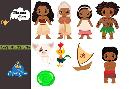 Moana Clipart Moana Transparent Free For Download On Webstockreview 2020