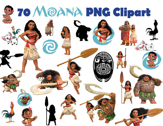 Instant dl x png. Moana clipart