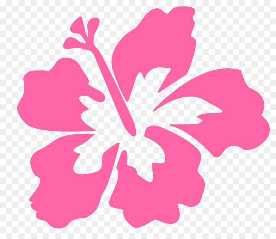 Pink cartoon information . Moana clipart detailed flower