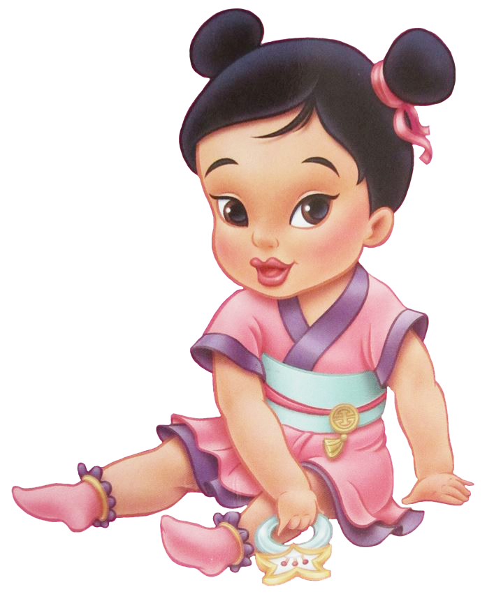 Princesas baby fotos pinterest. Moana clipart princess disney