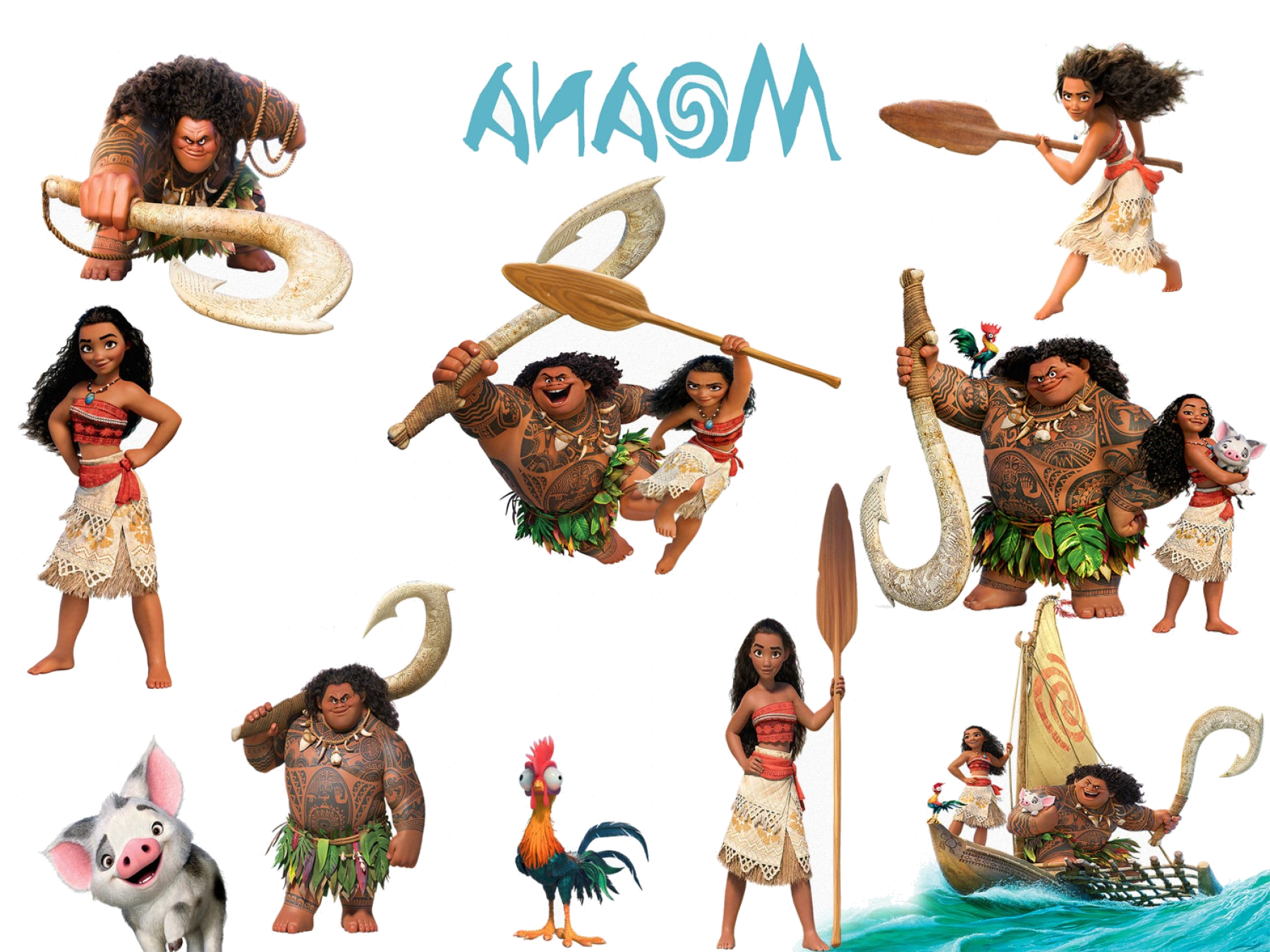 Transparent free png azpng. Moana clipart shell