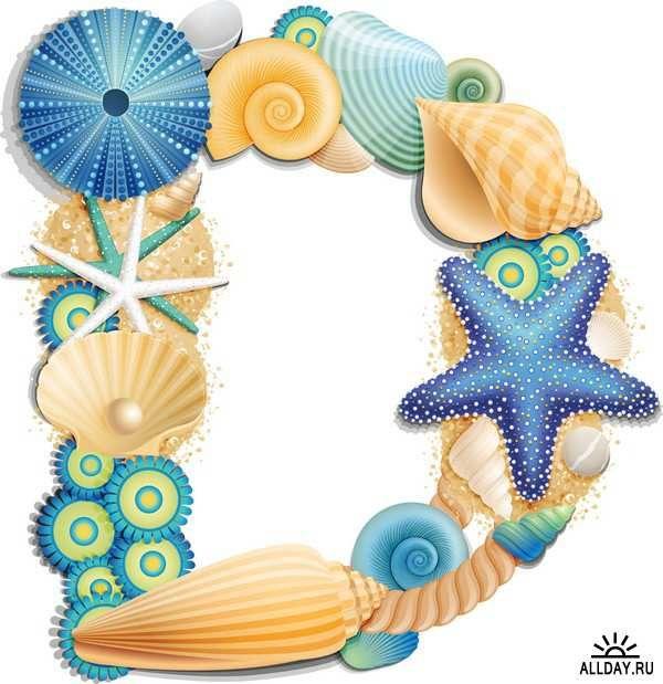 Moana clipart shell.  alphabet shells