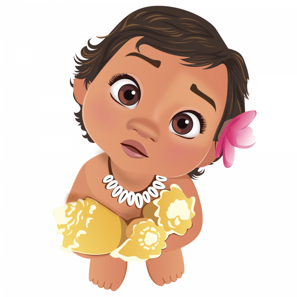 Moana clipart todler. Transparent png pictures free