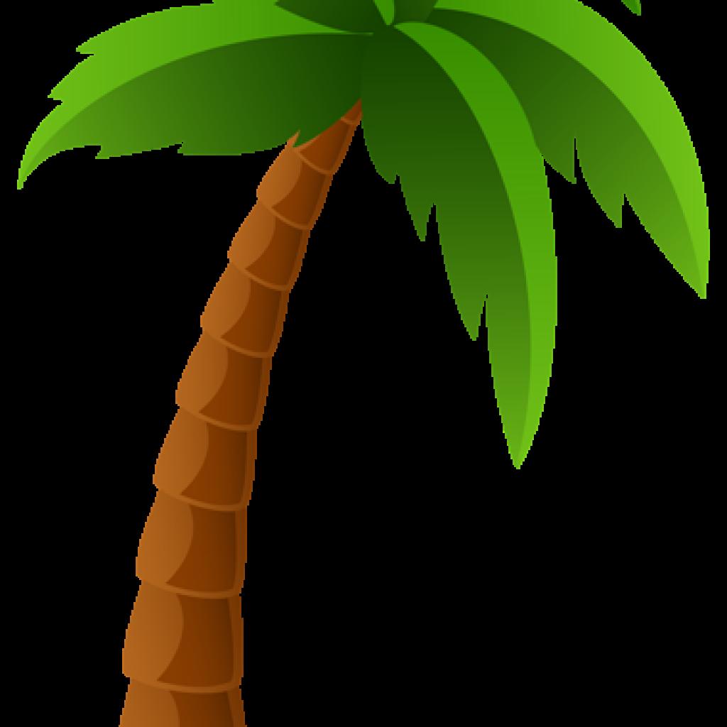 Moana clipart tree. Palm balloon hatenylo com