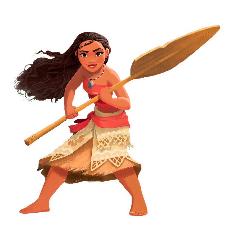 Moana clipart vector. Disney princess the walt