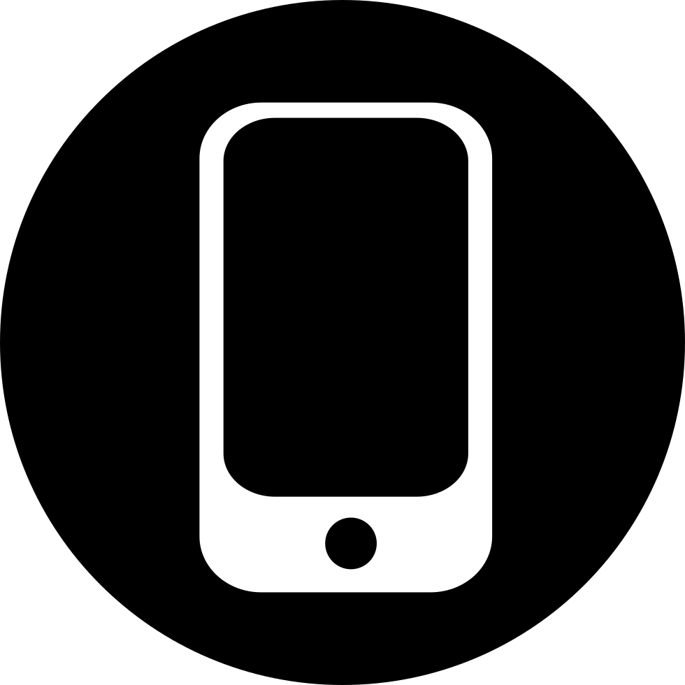 Mobile icon png. Phone recharge svg free