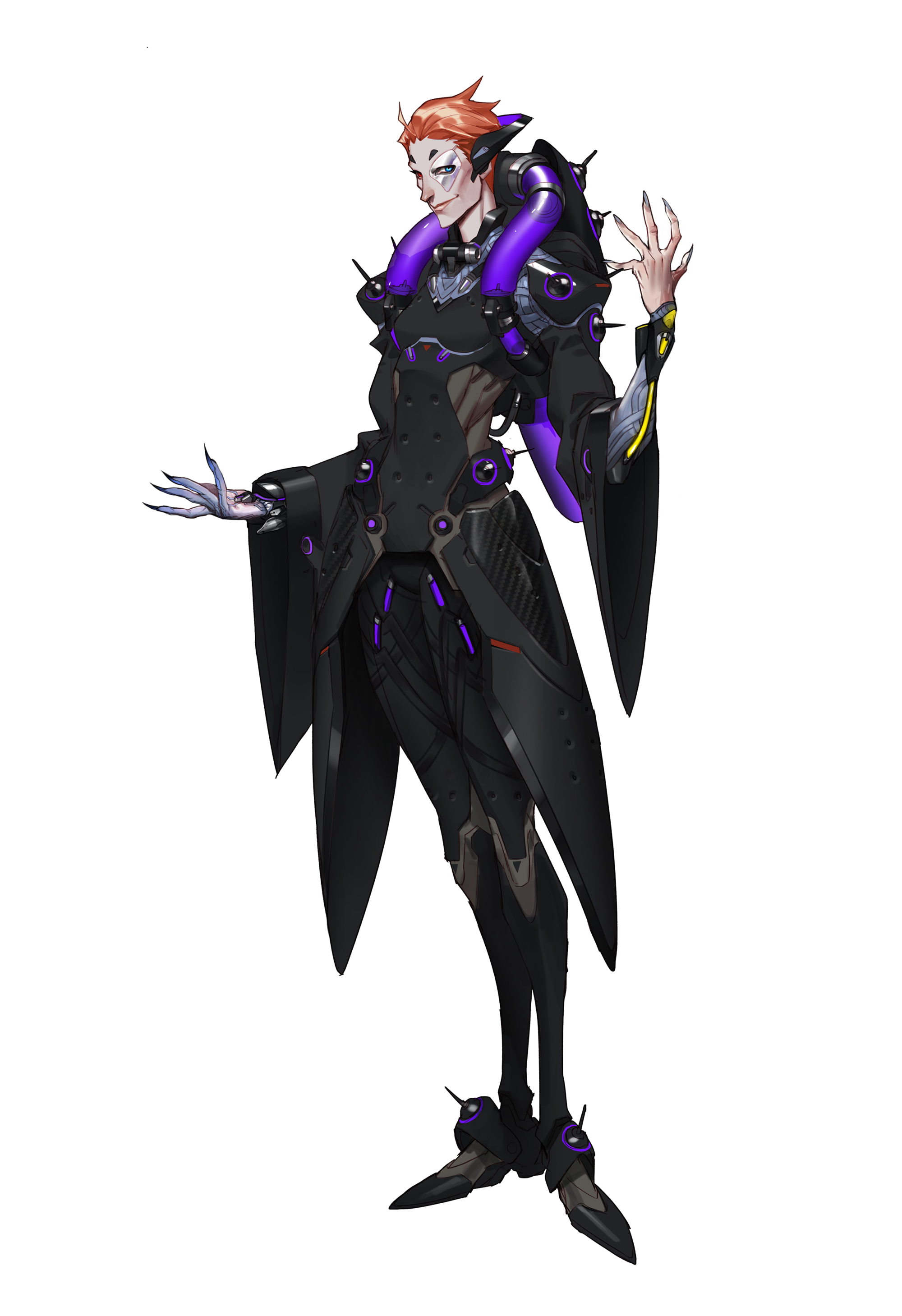 Character profile wikia fandom. Moira overwatch png