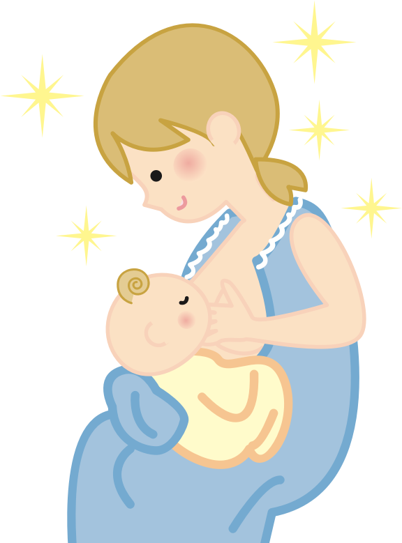 Mummy clipart baby. Mother and medium image