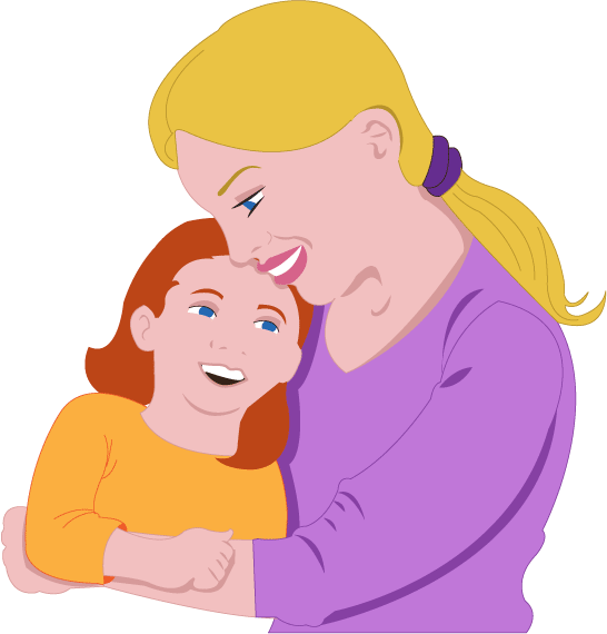 Daughter free collection download. Mother clipart mommy and me