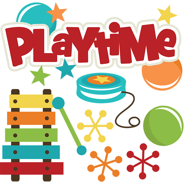 Puzzle clipart playtime.  play time monday