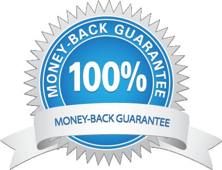 Money back guarantee png. No risk day randy