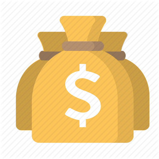 Money bag emoji png. Object by flaticons cash