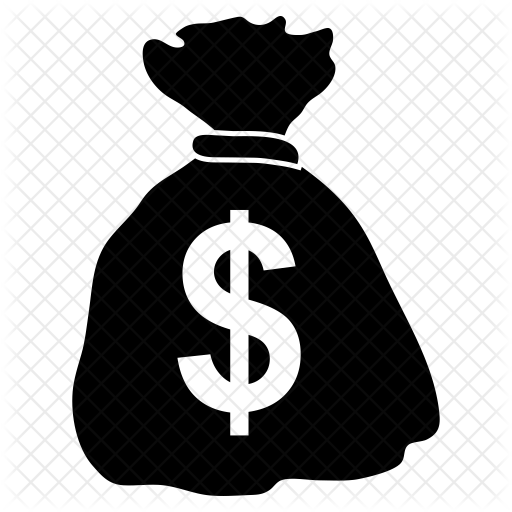 Money bag icon png, Money bag icon png Transparent FREE ...