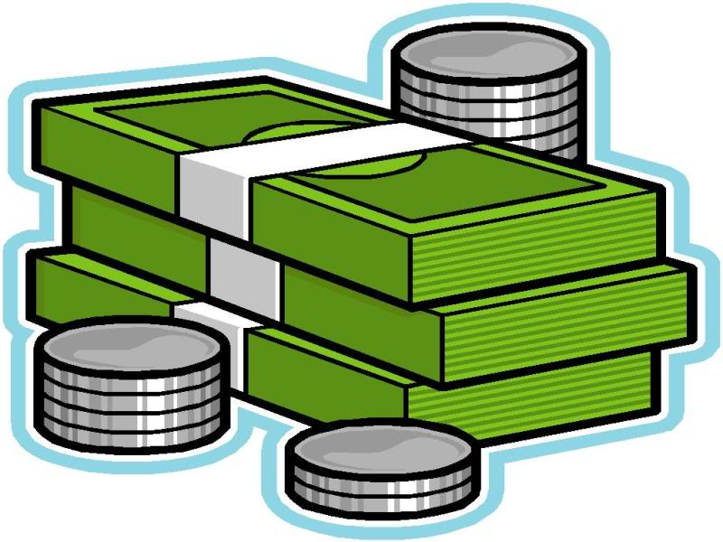 . Money clipart