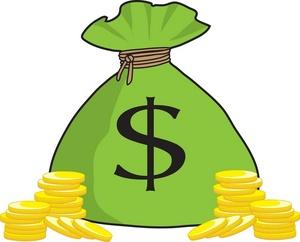 Finance clipart mone. Free cartoon money cliparts