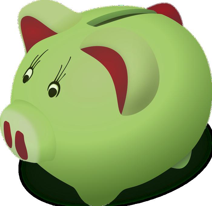 money clipart cute