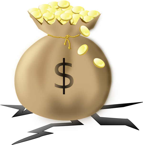 This clip art of. Words clipart money