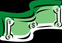 Money clip art paper money. Clipart at clker vector