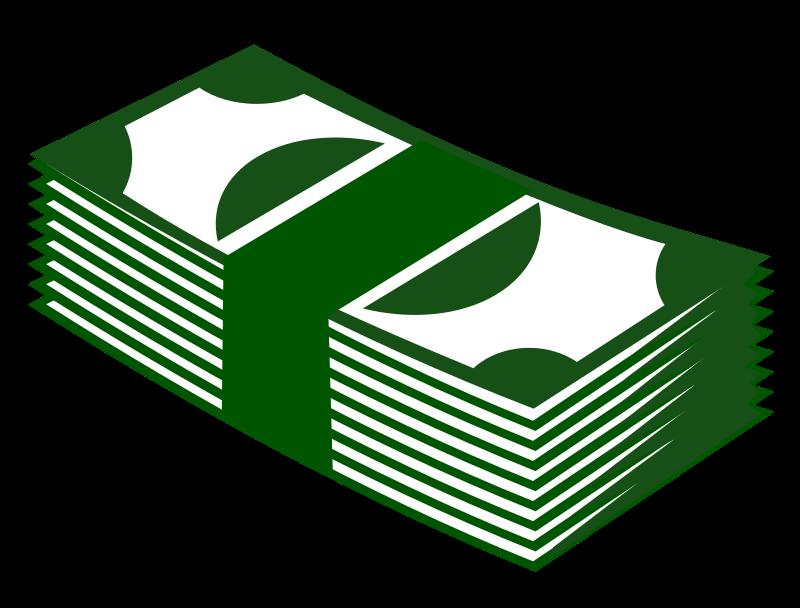 Money clip art paper money. Notes clipart clipartxtras