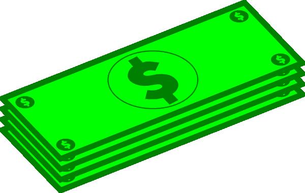 Clipart clipground. Money clip art paper money