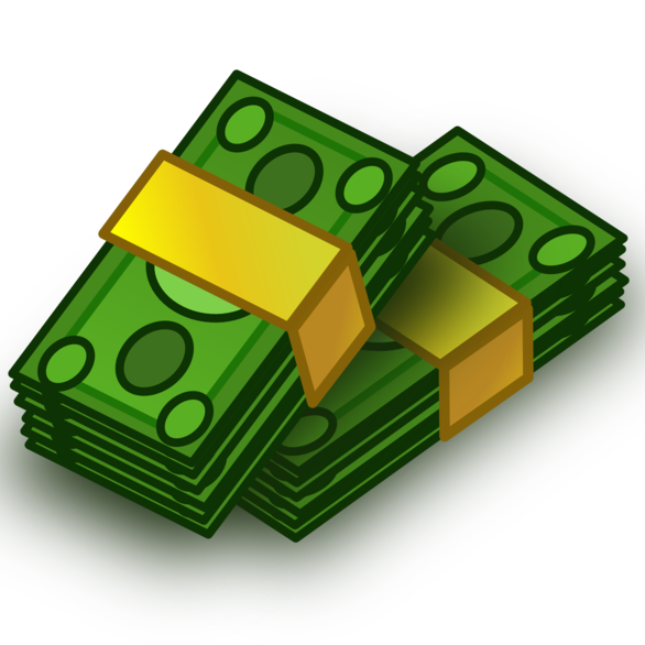 Treasure clipart money. Transparent background free clipartix