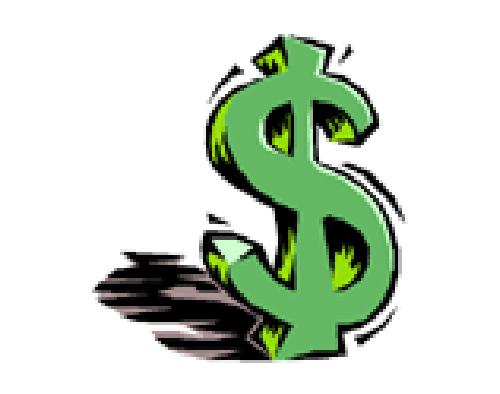 Clip art free images. Money clipart