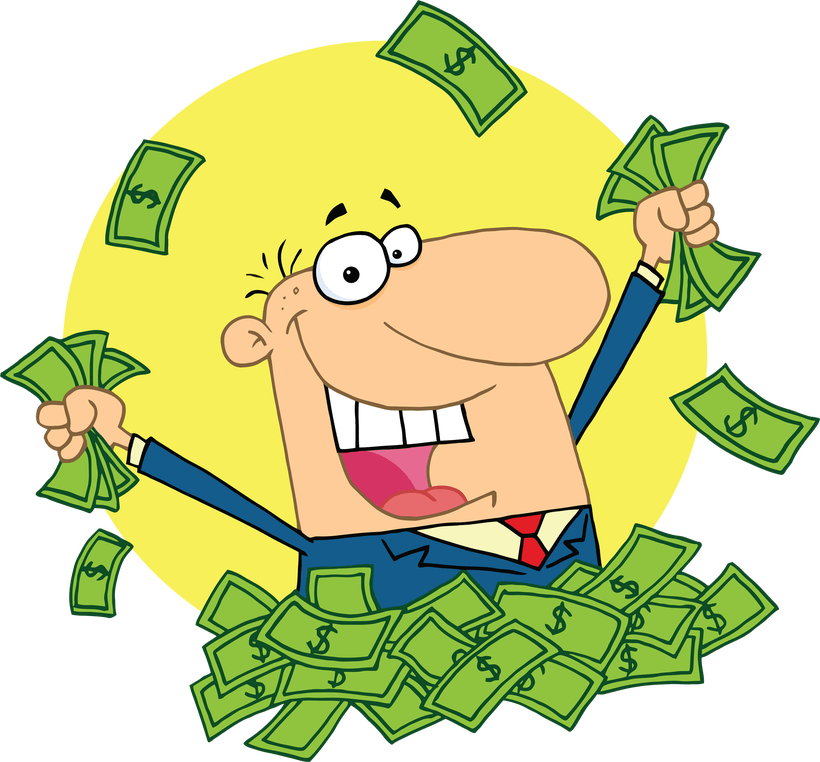 Money clipart cute. Cartoon pictures images bedwalls
