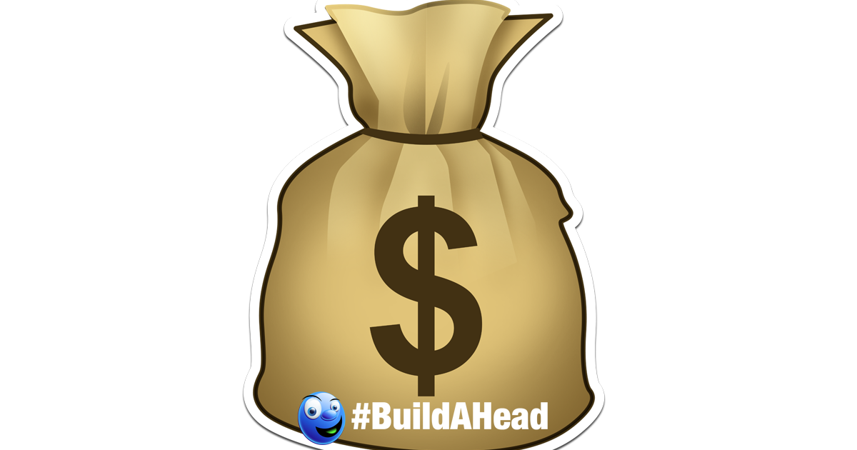 Bag cutouts oversized build. Money emoji png