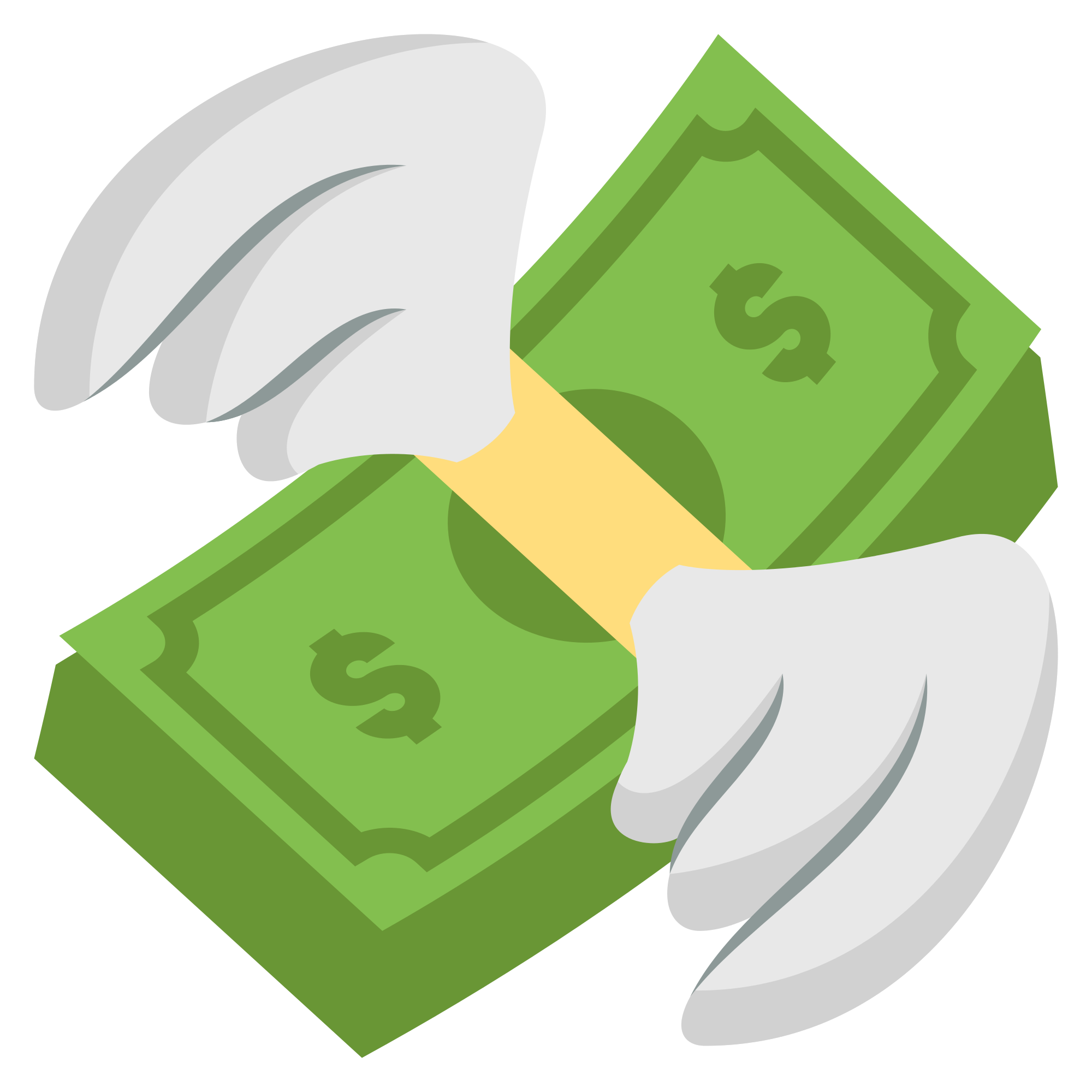 emojis for playlists. Money emoji png